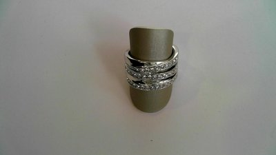 ring - GUESS | staal
