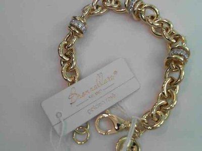 armband - BRONZALLURE | plaque
