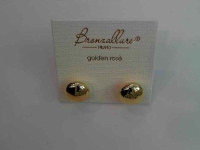 oorbellen - BRONZALLURE | plaque