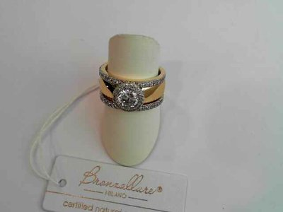 ring - BRONZALLURE | plaque
