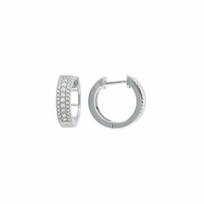 oorbellen - MILANO 950 | zilver