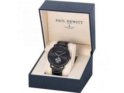 uurwerk - Paul Hewitt | metaal