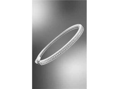 armband - LOTUS | zilver