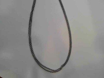 ketting - SUENO | zilver
