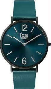 uurwerk - ICE WATCH   leder