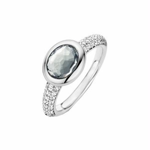 ring - TI SENTO | zilver