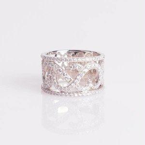 ring - MILANO 950 | zilver